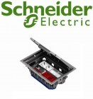 Doze de pardoseala, OptiLine 70, Schneider Electric